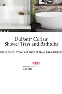 Collezione Piatti Doccia e vasche da bagno Corian® (PDF)