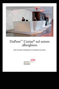 Corian® nel settore alberghiero
