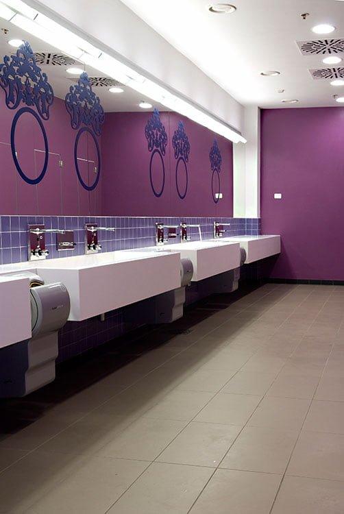 bagni in corian