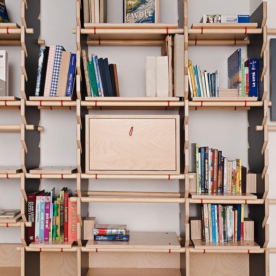 falegnameria, libreria
