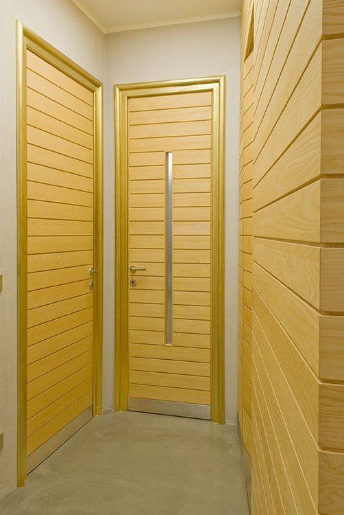 porte da interno di falegnameria