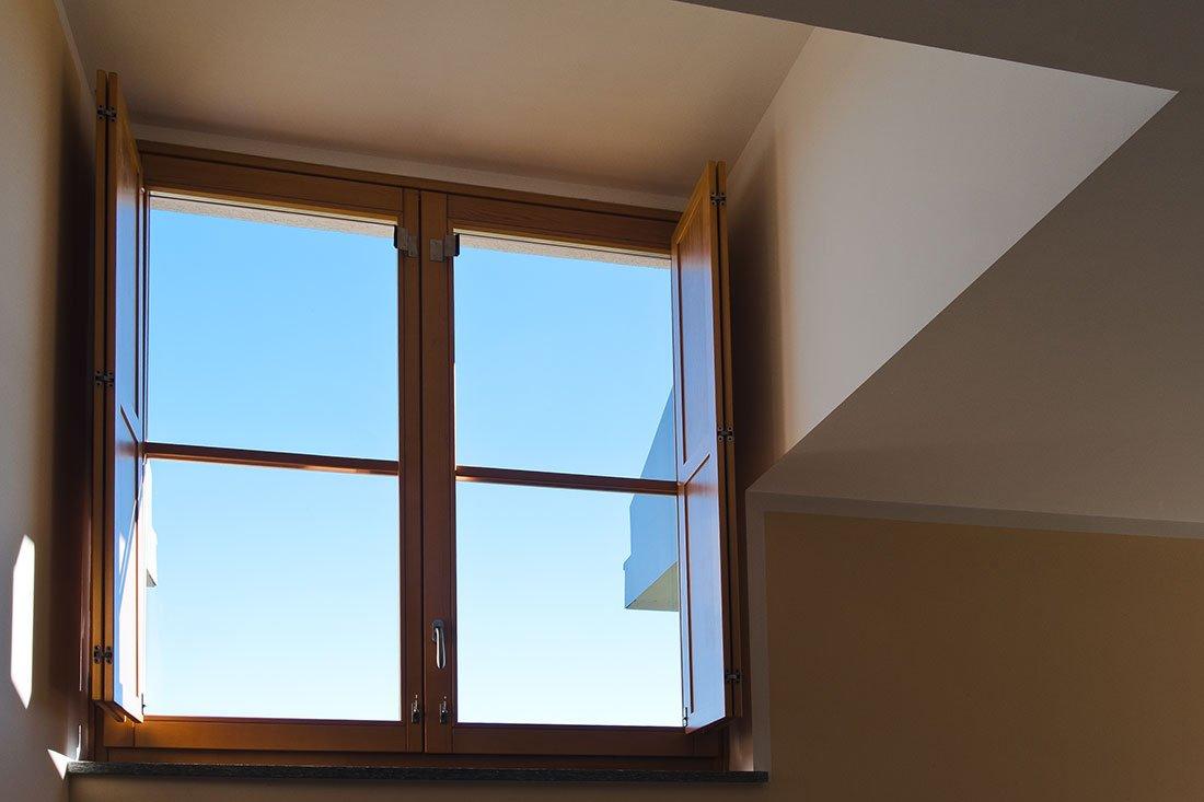 finestra falegnameria biella