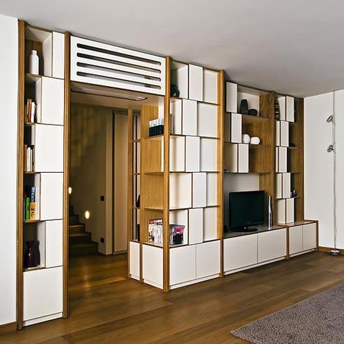 Laboratorio di falegnameria gardiman mobili su misura - Progetto casa biella ...