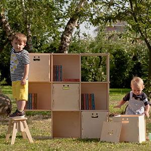 Mobili per bambini