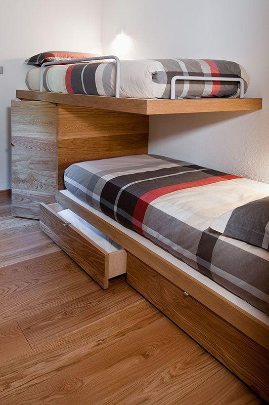 legno di quercia per casa vacanza