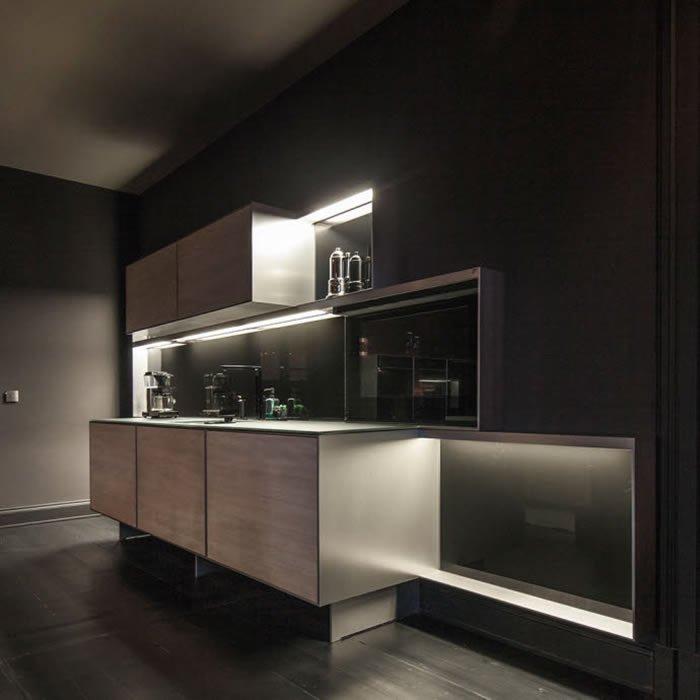 illuminazione per cucina Poggenphol