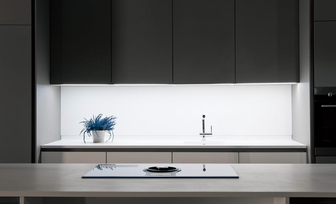 Illuminazione su cucina Poggenphol